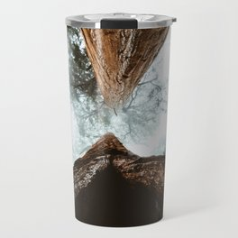 Stand in Awe of the Giant Forest Travel Mug
