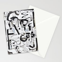 Behind Cover Stationery Cards