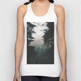 Forest IV Unisex Tank Top