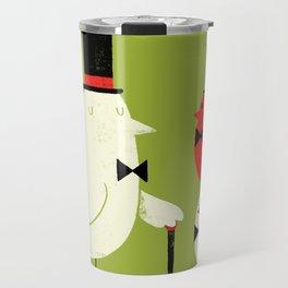 Posh Birds Travel Mug