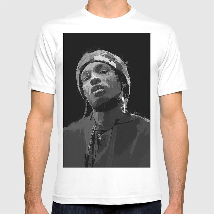 69f0b5a40 ASAP Rocky T-shirt by lltef   Society6