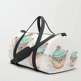 Sugar and Creamer Duffle Bag