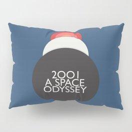 2001 a Space Odyssey, Stanley Kubrick alternative movie poster, dark blue  classic film, cinema love Pillow Sham
