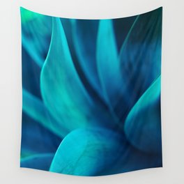 Succulent Curves Wall Tapestry
