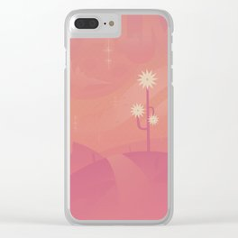 Relax - CALM Clear iPhone Case