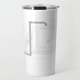 CPU Component Travel Mug