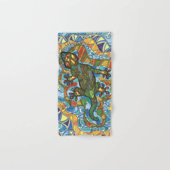 Lizard Island Hand Amp Bath Towel By Yomarket Society6