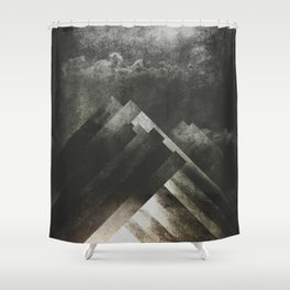Mount everest and me Shower Curtain