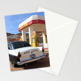 Biker Patrol Vintage Car : Lowell Arizona Stationery Cards