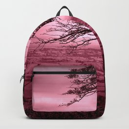 Rosy Evening Backpack