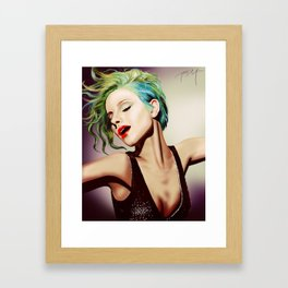 Yelyah Framed Art Print