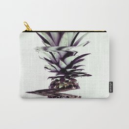 Glitched Pineapple Carry-All Pouch