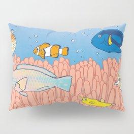 Fish Day Pillow Sham
