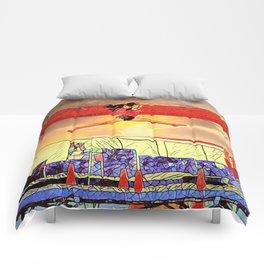 soar high! Comforters