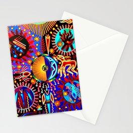 Huichol Dreams Stationery Cards