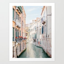 Venice Morning - Italy Travel Photography Art Print