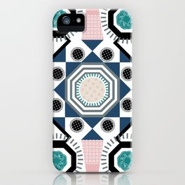 Pastel Mandala iPhone Case