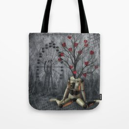 Love sprouts Tote Bag