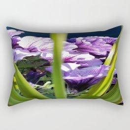 Nature Aglow Rectangular Pillow