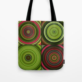 Fractured Ring 01 Tote Bag