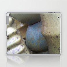 Neutral Stack Laptop & iPad Skin
