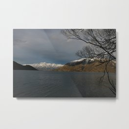 The Remarkables - 9 Mile Metal Print