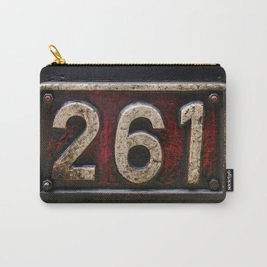 261 number Carry-All Pouch