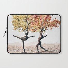 Dancing trees Laptop Sleeve