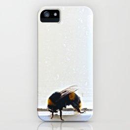 Buzzing Inside iPhone Case