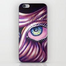 Emotional Eyes iPhone & iPod Skin
