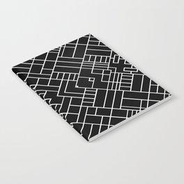 PS Grid 45 Black Notebook