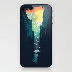 I Want My Blue Sky iPhone & iPod Skin