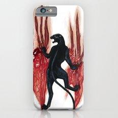 BLACK PANTHER SCRATCH iPhone 6s Slim Case