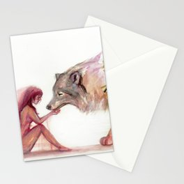 heal my hidden wounds  Stationery Cards