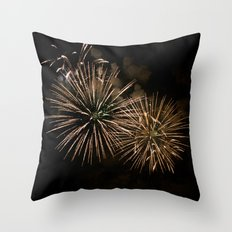 Explosions In The Sky 223 Throw Pillow
