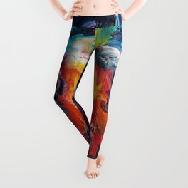 Ablaze Leggings