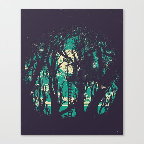 Post Meridiem Canvas Print