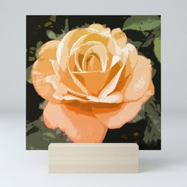 Amber Rose Mini Art Print