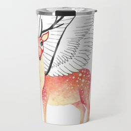 Fire in Flight Travel Mug