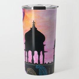 Rajasthan Sunset Travel Mug