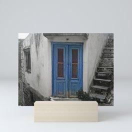 Crossroad Mini Art Print