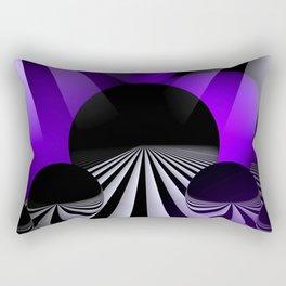 3D - abstraction -120- Rectangular Pillow