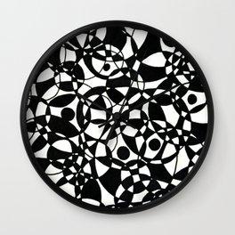 FREEFLOWSKETCH1111 Wall Clock