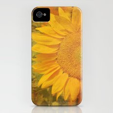 Sunflower Slim Case iPhone (4, 4s)
