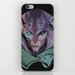 Jaal: Andromeda iPhone Skin