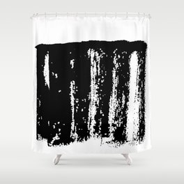 Closed No. 3 Shower Curtain