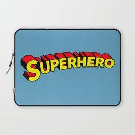 Superhero Laptop Sleeve