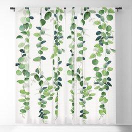 Eucalyptus Garland  Blackout Curtain