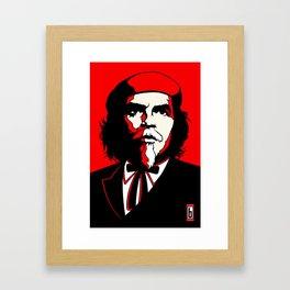 KFChe Framed Art Print