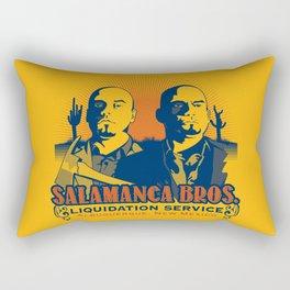 Salamanca Brothers Rectangular Pillow